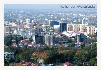 Almaty car hire - naniko