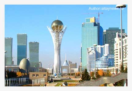 car rental in Astana - naniko car hire
