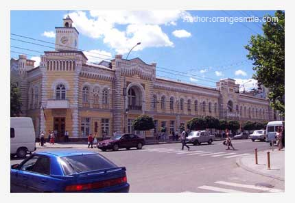 Chisinau car hire - naniko rent a car