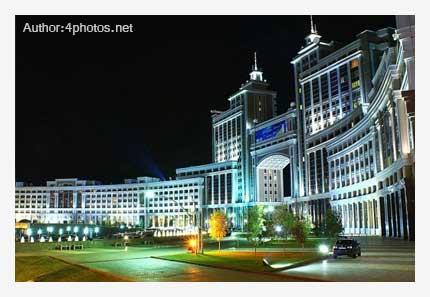 car rental in Kazakhstan - naniko