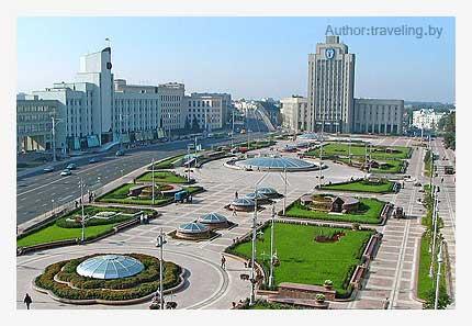 Belarus car rental - naniko