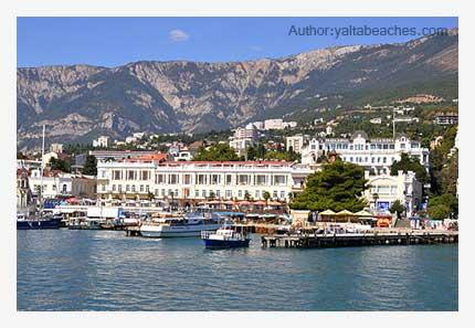 Yalta car rental from naniko