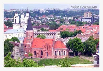Kaunas car rental - Naniko