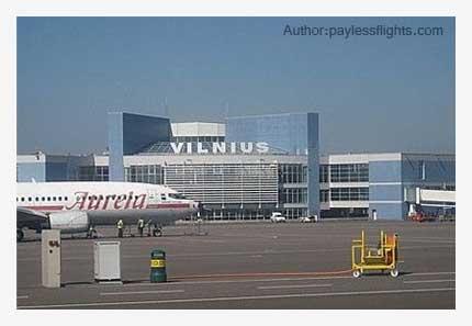 Vilnius Airport car rental
