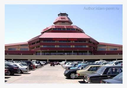 Baku airport car hire