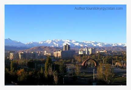 Bishkek rent a car