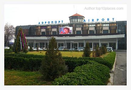 Dushanbe Airport car rental