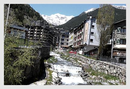 Naniko Car Rental in Andorra